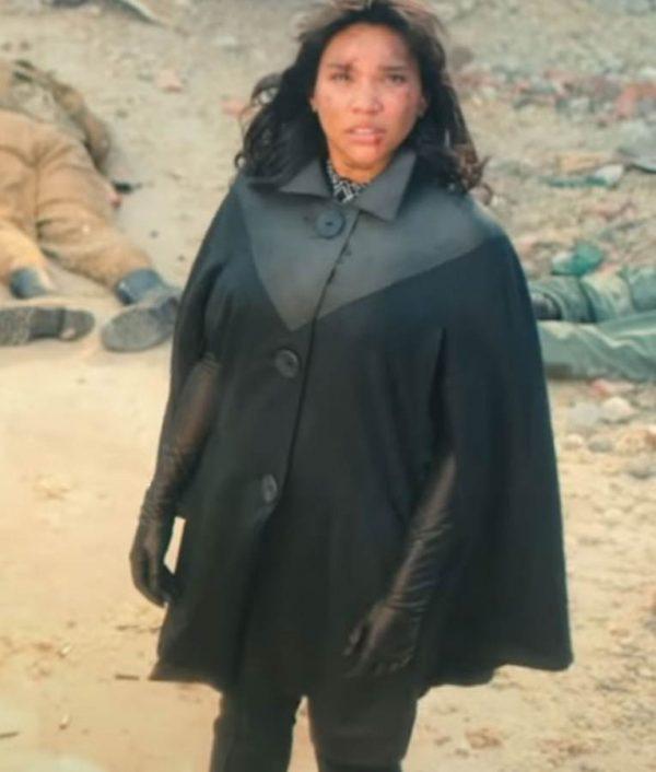 Allison Hargreeves The Umbrella Academy S02 Black Jacket