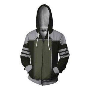 Asami Sato The Legend of Korra Cosplay Hoodie Jacket