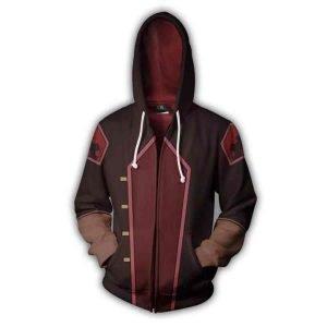 The Legend of Korra Asami Sato Hoodie Jacket