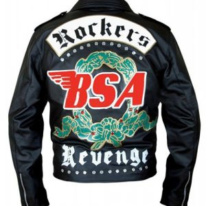 BSA-George-Michael-Faith-Motorcycle-Jacket