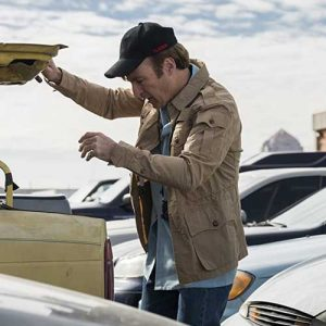 Brown Cotton Jacket worn by Bob Odenkirk in Tv Series Better Call Saul