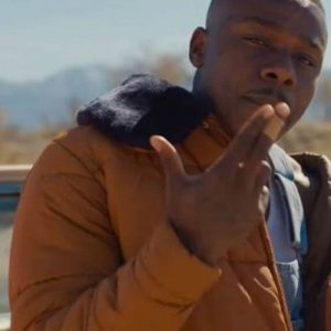 DaBaby-American-Rapper-Song-Find-My-Way-Puffer-Jacket