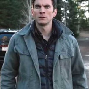 Wes Bentley Yellowstone Series Jamie Dutton Cotton Jacket