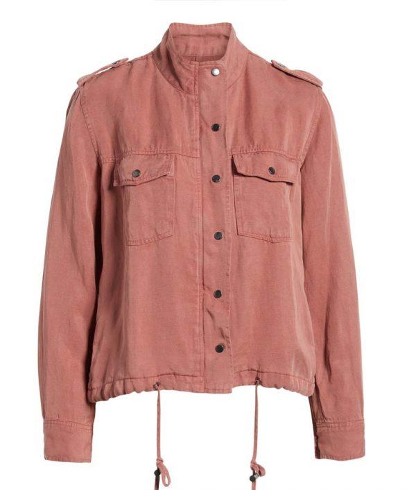Lucifer Season 5 Megan Garner Military Jacket
