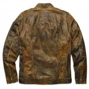 Men-Brown-Distressed-Biker-Leather-Jacket
