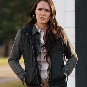 Mia Yellowstone S03 Eden Brolin Jacket