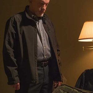 Better Call Saul Tv Series Jonathan Banks as Mike Ehrmantraut Jacket