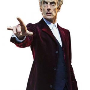 12th-Doctor-Who-Maroon-Coat