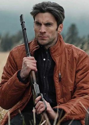 Wes Bentley Yellowstone Jamie Dutton Parachute Jacket