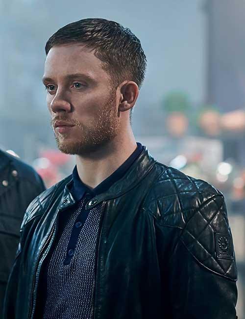 Gangs of London Sean Wallace Leather Jacket