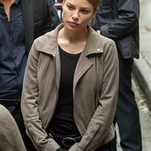 TV-Series-Lucifer-Chloe-Decker-Grey-Jacket
