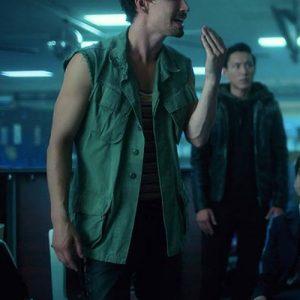 TV-Series The Umbrella Academy Klaus Green Vest