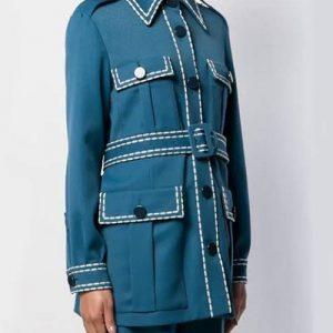 The-King-Eternal-Jung-Eun-Chae-Monarch-Belted-Jacket