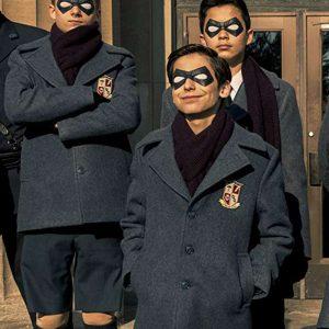 The Umbrella Academy Boys School Uniform Jacket