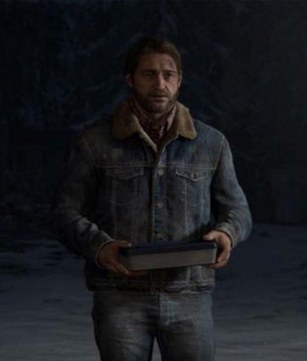 The Last Of Us Part II Tommy Blue Denim Jacket