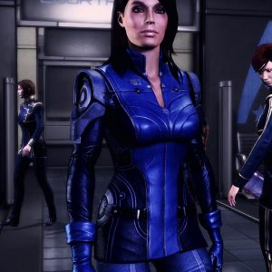 Mass Effect 3 Ashley