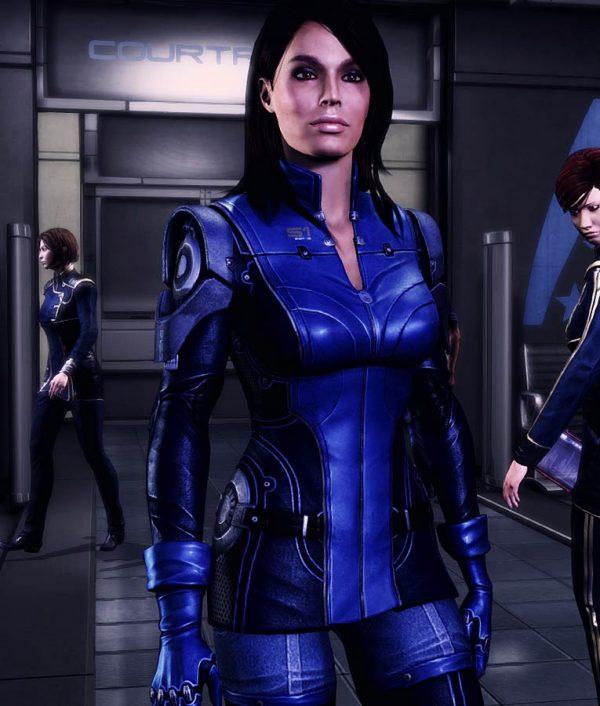 Mass Effect 3 Ashley