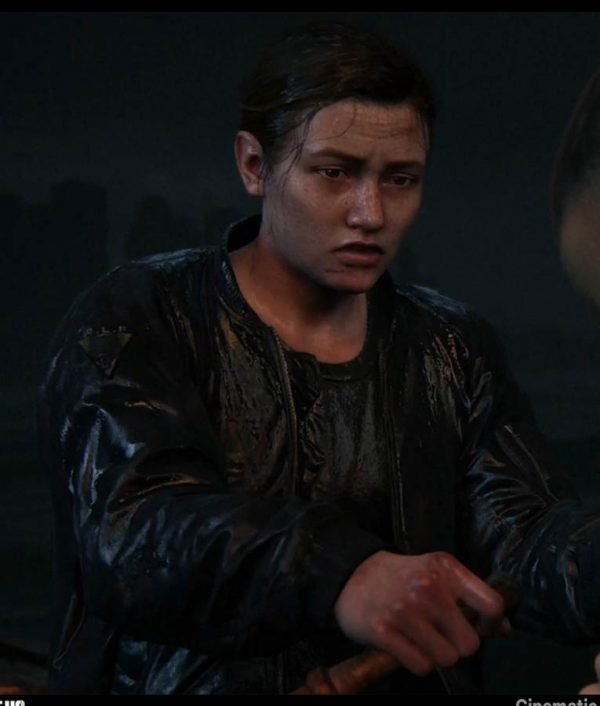 The Last Of Us Part II Abby Bomber Jacket