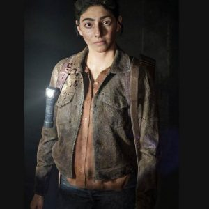 Get The Last of Us Part II Dina Brown Corduroy Jacket