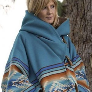 Yellowstone-Season-3-Beth-Dutton-Blue-Coat