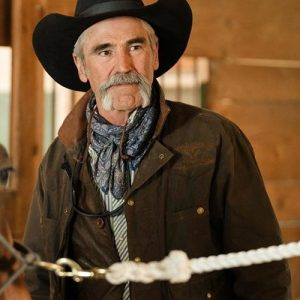 Yellowstone Season 3 Lloyd Pierce Brown Jacket