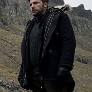 Zack Snyder's Justice League Ben Affleck Jacket