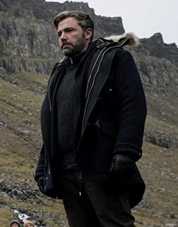 Zack Snyder's Justice League Ben Affleck Jacket