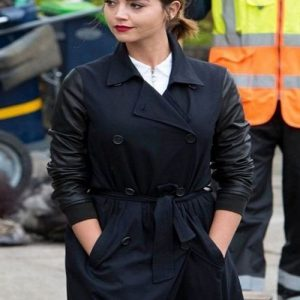 black-wool-jenna-coleman-doctor-who-coat