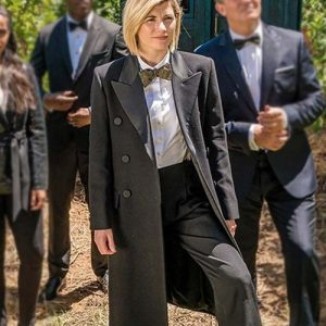 Doctor-Who-Season-12-Jodie-Whittaker-Black-The-Doctor-Coat