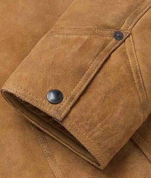 shearling jacket yellowstone season3