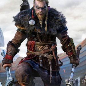 Assassin's Creed Valhalla Eivor Shearling Coat