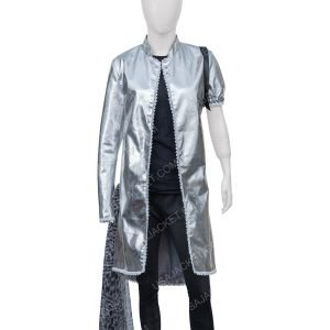 We Don't Need Another Hero Tina Turner Silver Jacket