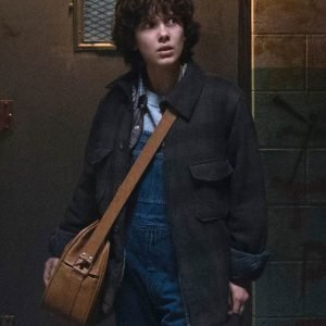 Enola Holmes Millie Bobby Brown Jacket