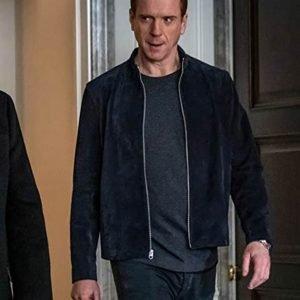 Bobby Axelrod Billions S05 Leather Jacket