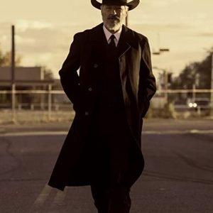 Wesley Walker Perpetual Grace LTD Black Coat