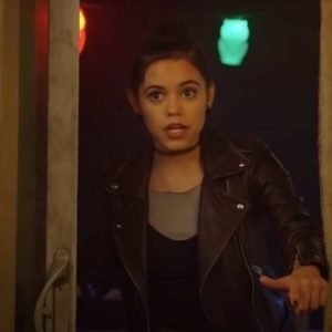 The Babysitter Killer Queen Jenna Ortega Leather Jacket