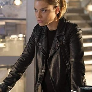 Chloe Decker Lucifer Season 4 Leather Jacket