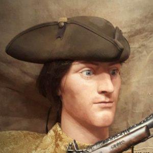 Outlander Leather Hat
