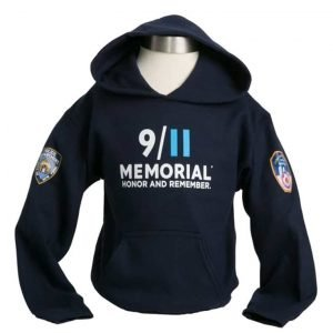 9/11 Memorial Hooded Sweatshirt