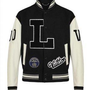 BlackAF Kenya Barris Varsity Jacket