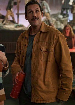 Hubie Halloween Hubie Dubois Brown Jacket