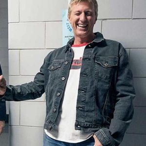 Cobra Kai Johnny Lawrence Denim Jacket
