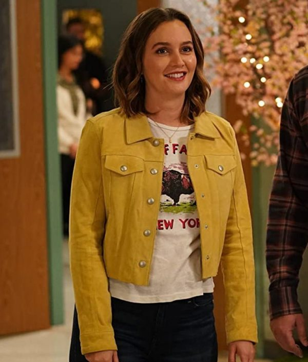 Angie D'Amato Single Parents Season 2 Jacket