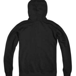MTM Pullover Black Hoodie