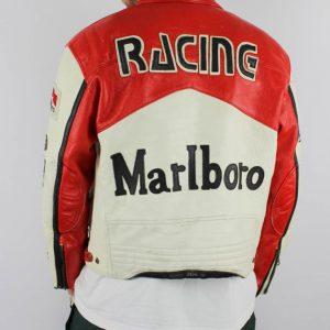 Marlboro Leather Jacket