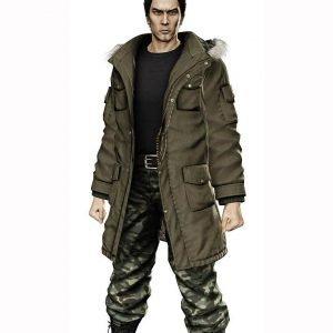 Yakuza 5 Taiga Saejima Parka Jacket