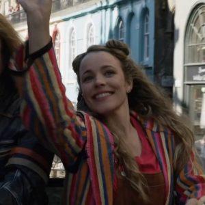 Rachel McAdams Eurovision Song Contest Jacket