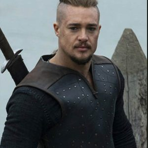 The Last Kingdom Alexander Dreymon Vest