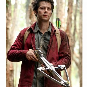 Love And Monsters Dylan O'Brien Jacket