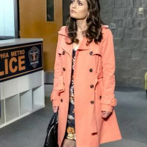Matchmaker Mysteries: A Fatal Romance Angie Dove Trench Coat